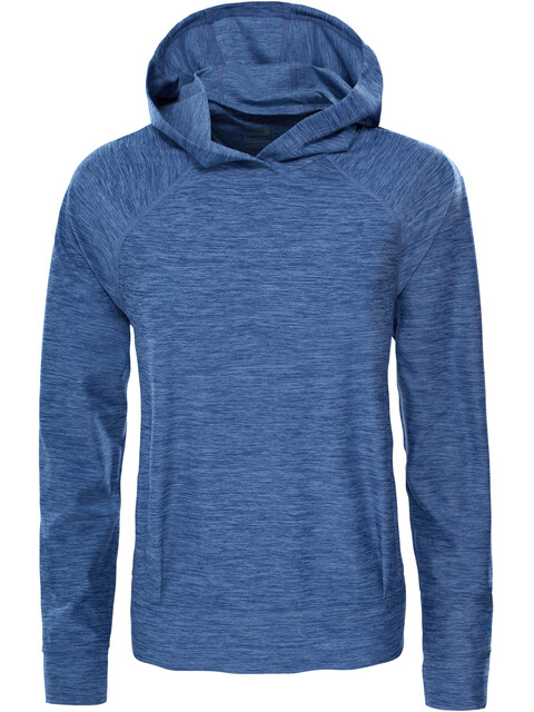 The North Face W's Motivation Classic Hoodie Coastal Fjord Blue Heather